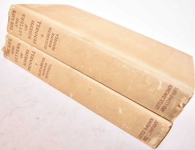 Boston, Massachusetts: Little, Brown and Company, 1929. Hardcover. VG+ in very nice dustjackets. Lig...