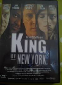KING OF NEW YORK DVD ZONE 2