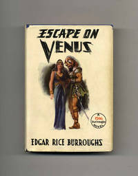image of Escape on Venus  - 1st Edition/1st Printing