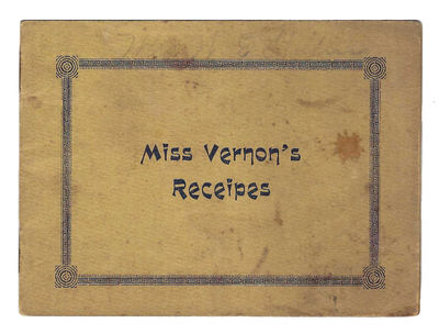 S. l. (Michigan ): s. n., 1895. Softcover. First edition, n. d. (ca 1895 ); oblong 4 1/2 x 6; pp. ; ...