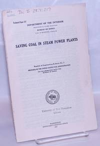 image of Saving Coal in Steam Power Plants
