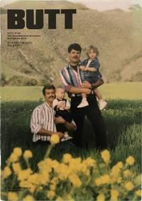 BUTT No. 26: The Homosexual Quarterly: Springtime 2009
