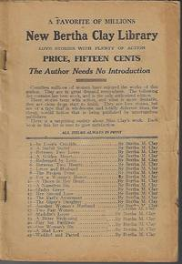 image of FOR HER HEART'S SAKE, Or, Was She to Blame: New Bertha Clay Library No. 219