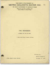 The Rounders: A Horse on Jim Ed Love (Original screenplay for the 1966 television series pilot)