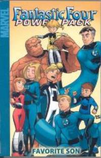 Fantastic Four and Power Pack: Favorite Son by Fred Van Lente - Paperback - 2008-09-08 - from Books Express and Biblio.com