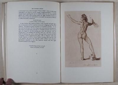 London: Michael Joseph, Ltd, 1951. Hardcover. g. W. Russell Flint. 8vo. 76 pp. Peach cloth binding w...