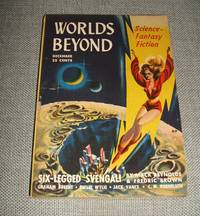 image of Worlds Beyond for December 1950 The First Issue