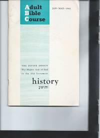 Adult Bible Course  Jan - Mar 1962