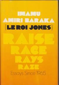 Raise Race Rays Raze. Essays Since 1965
