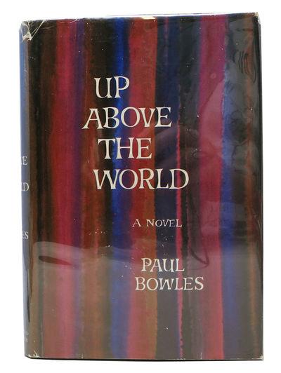 New York: Simon & Schuster, 1966. 1st edition. Greyish-purple cloth binding. Dust jacket. VG (slt le...