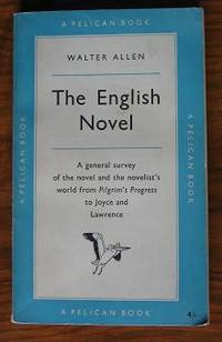The English Novel: A Short Critical History