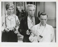 image of You'll Find Out (Original photograph of Bela Lugosi, Boris Karloff, and Peter Lorre from the 1940 film)