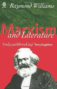 image of Marxism and Literature (Marxist Introductions)