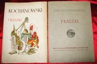 Fraszki Wybor [with illustrations by Maja Berezowska]