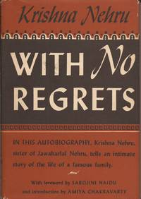 image of With No Regrets, an Autobiography