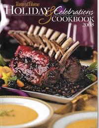 image of Taste of Home Holiday & Celebrations Cookbook 2008