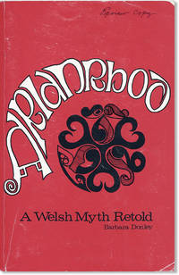 Arianrhod. A Welsh Myth Retold. Art and Illumination by Ken Ruffner