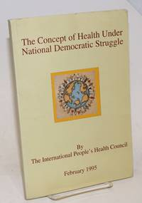 The concept of health under national democratic struggle