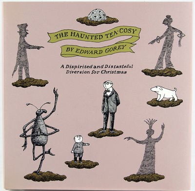 NY: Harcourt Brace, 1997. Gorey, Edward. First edition. One of 500 numbered copies, signed by Gorey....