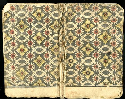 , 1756. First Edition. Softcover. Very Good Condition. Contemporary paste paper wraps, worn and chip...