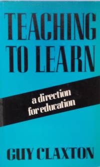 image of Teaching to learn