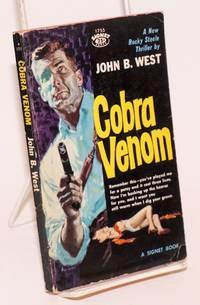 Cobra Venom [a new Rocky Steele thriller]