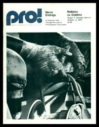 PRO! - The Official Publication of the National Football League by  David D. (editor) Slattery - Paperback - Signed First Edition - 1974 - from W. Fraser Sandercombe (SKU: 215590)
