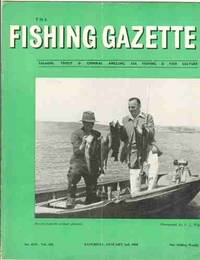 THE FISHING GAZETTE; Jan. 2, 1960 to  Dec. 31, 1960;  50 Issues