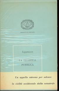 LA FILOSOFIA PUBBLICA