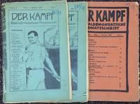 Der Kampf: sozialdemokratische Monatsschrift [8 issues]