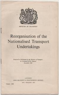 image of Reorganisation of the Nationalised Transport Undertakings