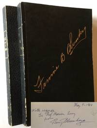 A Compilation of the Literary and Art Works of Fannie B. Blumberg (2 Vols.)