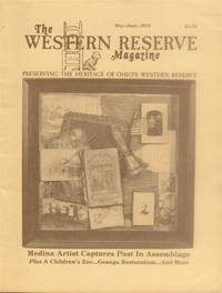The Western Reserve Magazine: May-June, 1978 (Vol. V, No. 4)