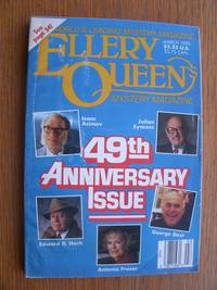 image of Ellery Queen's Mystery Magazine March 1990