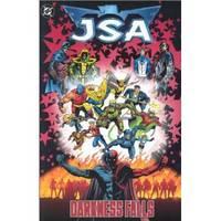 JSA : Darkness Falls