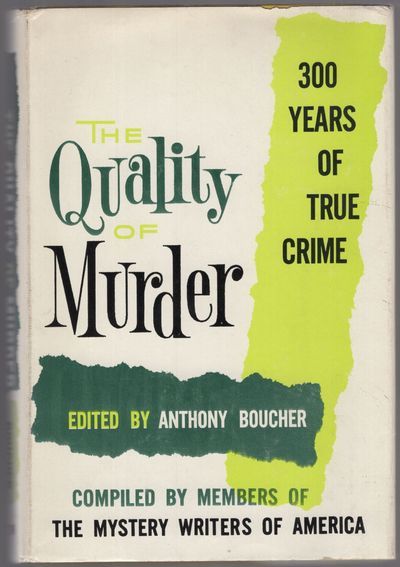 New York: E.P. Dutton & Co, 1962. Hardcover. Fine/Fine. First edition. Edited by Anthony Boucher. Fi...