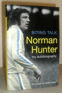 Biting Talk - My Autobiography (SIGNED COPY)