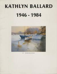 Kathlyn Ballard Exhibition Catalogue 1946 - 1984