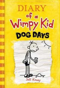 Diary of a Wimpy Kid # 4   Dog Days