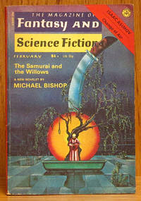 The Magazine of Fantasy and Science Fiction 1976, 12 books Januar thru December (includes MAN PLUS)