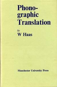 Phono-graphic Translation (Mont Follick Series)