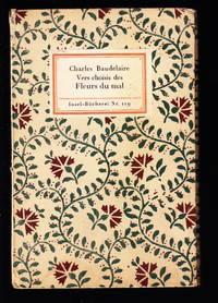 image of Vers choisis des Fleurs du mal