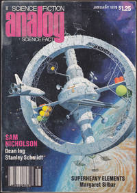 Analog Science Fiction / Science Fact, January 1978 (Volume 98, Number 1)