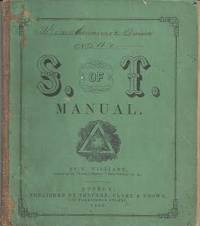 Sons of Temperance Manual, Containing Hymns