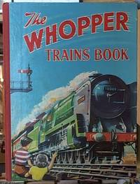image of Whopper Trains Book