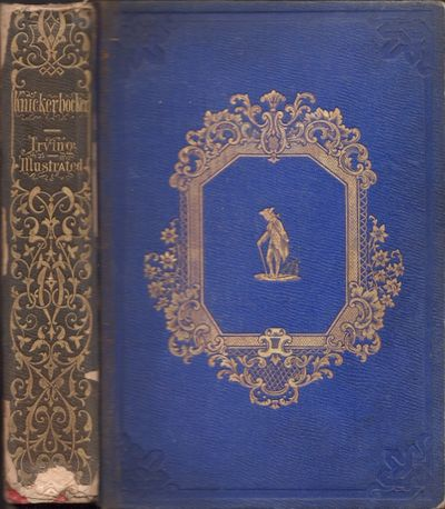New York: George P. Putnam, 1850. Hardcover. Fair. Octavo. xvi, pages 13-454 pages. Illustrated with...