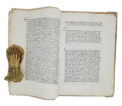 [Canon law documents on the...