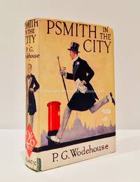 PSmith in the City by P.G. Wodehouse - First Reissue  - 1939 - from Brought to Book Ltd (SKU: 003635)