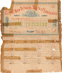 [$1000 DEFENSE BOND FOR THE CITY OF NEW ORLEANS]