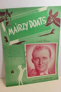 Mairzy Doats, Bing Crosby on Cover